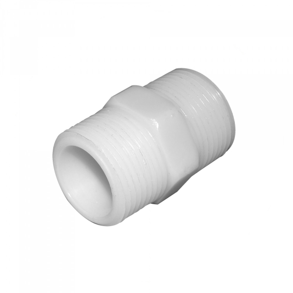Conector niplu filet exterior 1 2 -1 2 ( 480331)