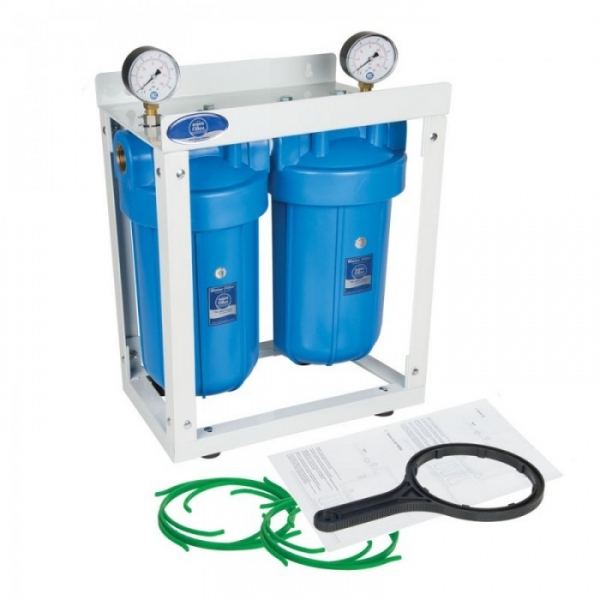 Sistem de filtrare apa Big Blue 10 duplex