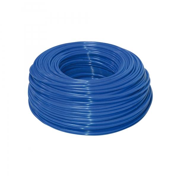 Furtun flexibil polietilena 3 8 ( 9 mm ) albastru( 480224)