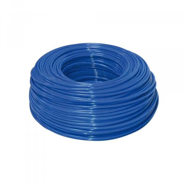 Furtun flexibil polietilena 1 4 ( 6 mm ) albastru( 480246)