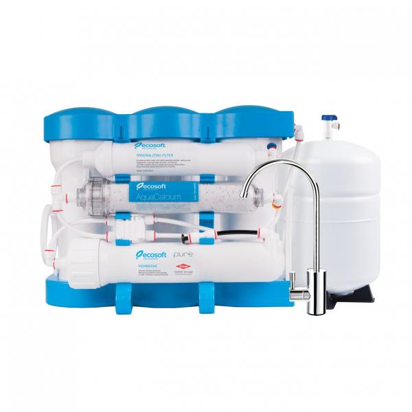 Purificator cu osmoza inversa Ecosoft P URE AquaCalcium 75GPD