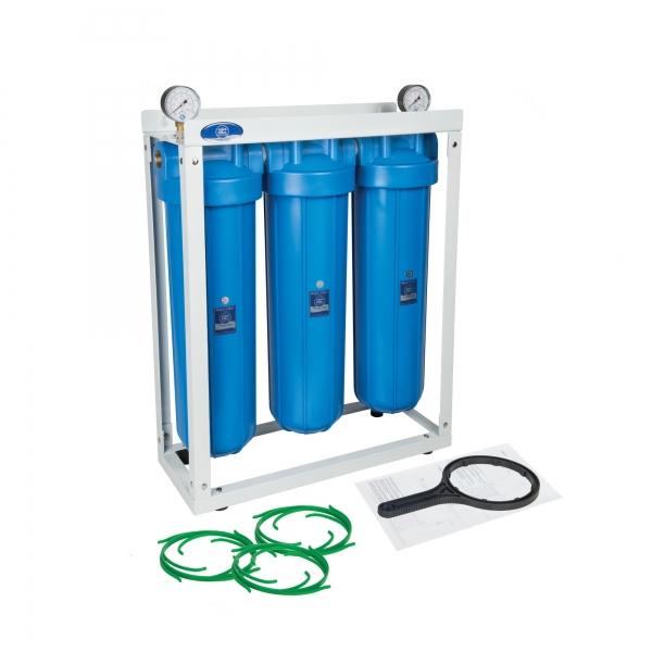 Sistem de filtrare apa Big Blue 20 triplex