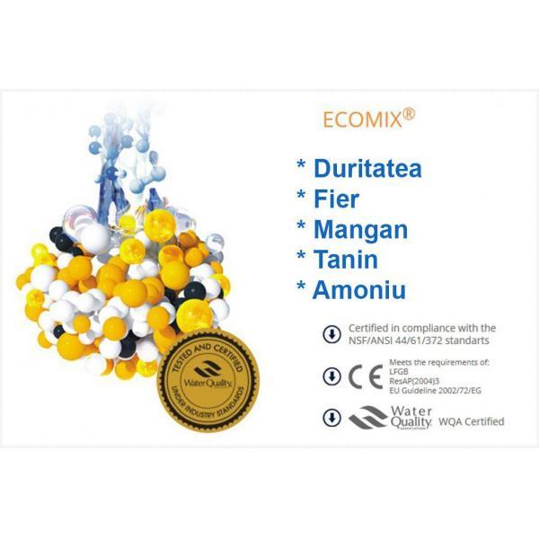 Statie de deferizare cu Ecomix BLUESOFT 35CV